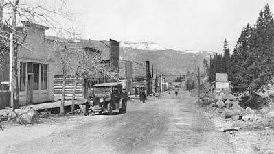 Rimini, c. 1924.
