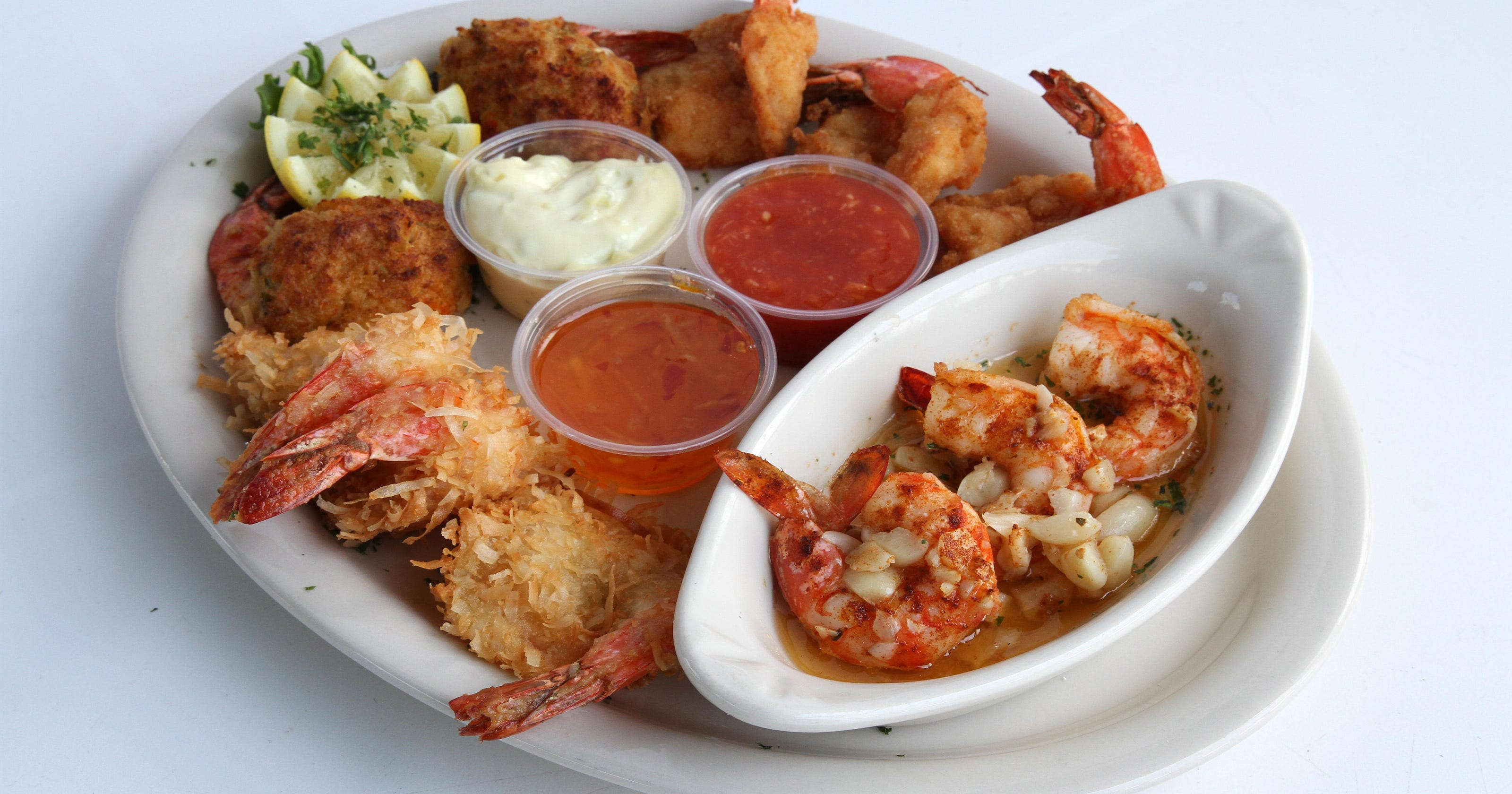 6 Picks For Best Seafood At The S