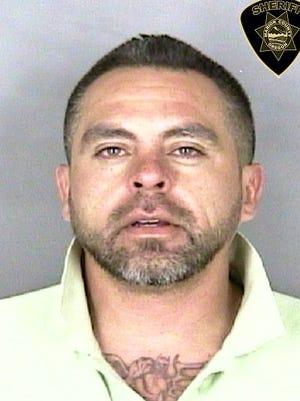 Jesus Silva Jr. was arrested on charges of first-degree rape, strangulation, fourth-degree assault, menacing and stalking.