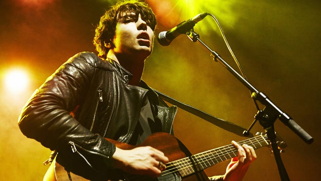 """Barns Courtney recorded a special version of his song """"Glitter and Gold,"""" called """"Green and Gold,"""" at the Packers' request."""
