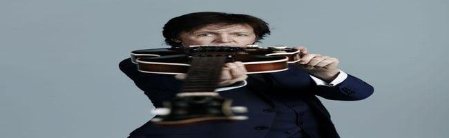 Sir Paul McCartney earns thousands a day