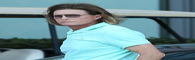 Bruce Jenner's ex-wife supports his new appearance