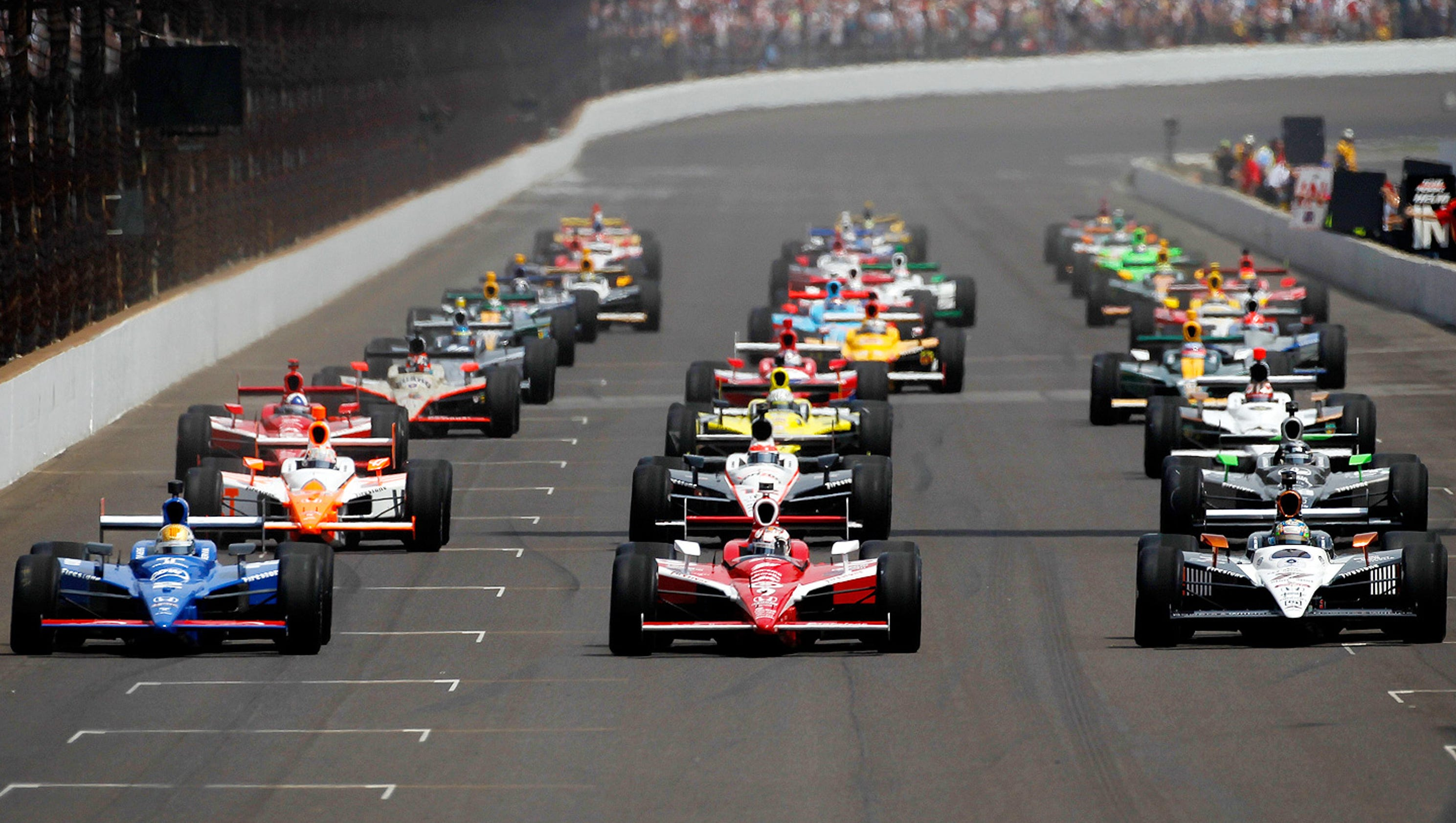 Indy 500 Qualification Tickets