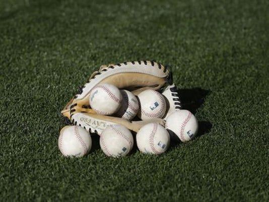 Baseball Web Art