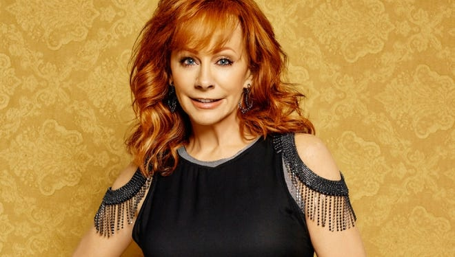 Reba McEntire kicks off the Kentucky State Fair's Main Stage concerts Thursday night.