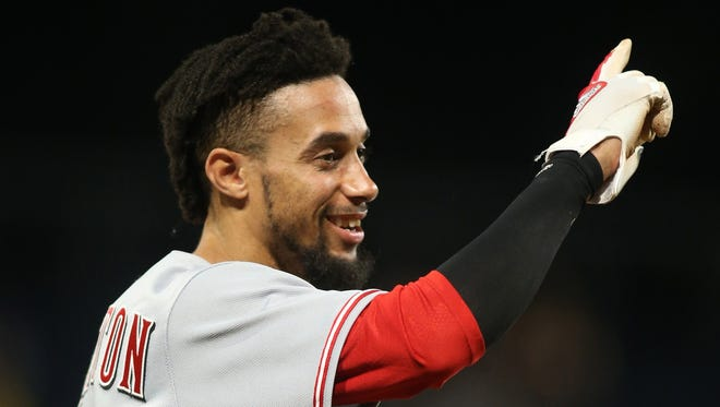 The Billy Hamilton show has been worth watching, as always, this season.
