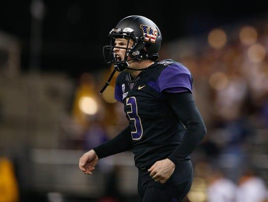 Washington sophomore quarterback Jake Browning's efficiency
