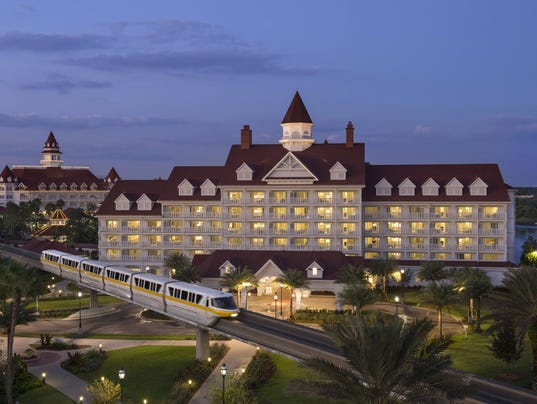 The Villas At DisneyÕs Grand Floridian Resort Spa