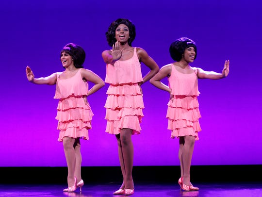 """""""Motown: The Musical"""" features the hits of many of"""