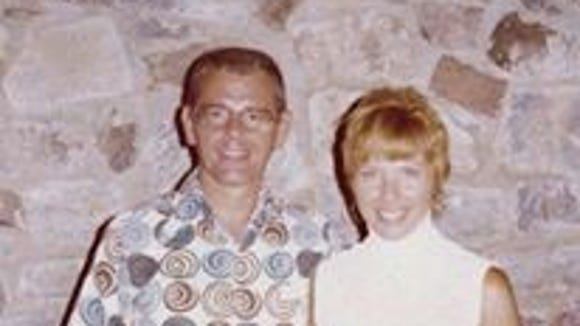 Don and Rosalie Bolles