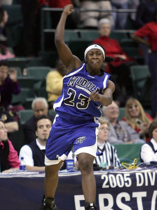 MTSU Patrice Holmes, MTSU vs. North Carolina State