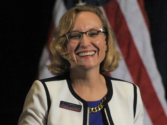 Judge Joan Larsen