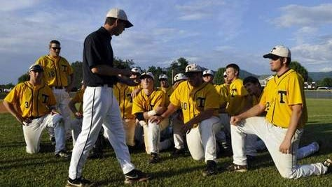 Caleb McConnell has been the coach baseball coach at Tuscola for seven years.