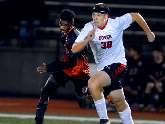 Northeastern at Dover boy's soccer