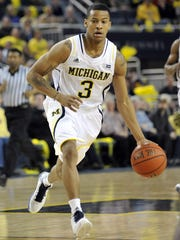 Guard Trey Burke was the national player of the year