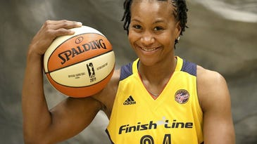 Tamika Catchings ready to leave a lasting imprint