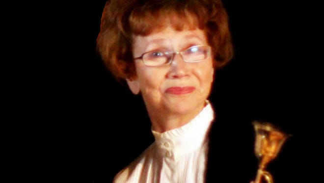 Nelda Pope, 89, was an ardent supporter of the arts in Middle Tennessee.