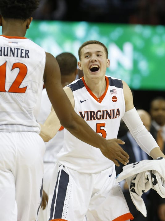 De'Andre Hunter,Kyle Guy