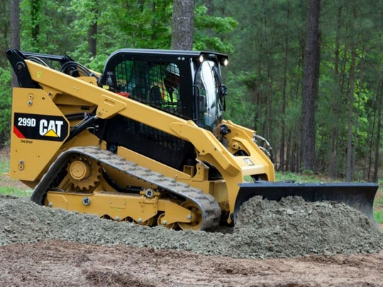 Caterpillar's third-quarter profit was essentially