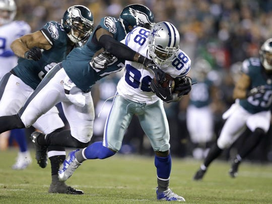 Dez Bryant and the Dallas Cowboys pulled off their most impressive road win of the season Dec. 14, beating division rival Philadelphia.