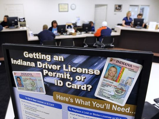 Indiana Bureau of Motor Vehicles will close a few days
