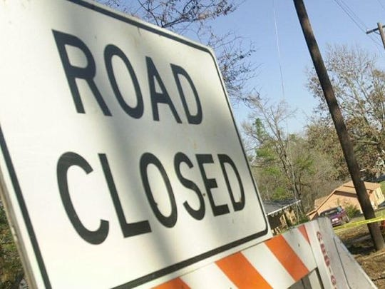 A section of Verot School Road will be closed Aug. 3-4, 2018.