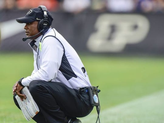 Darrell Hazell has found success hard to come by since