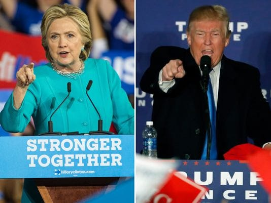 donald trump hillary clinton electoral college
