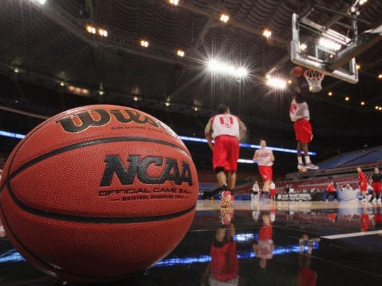 The 2017 NCAA tournament tips off March 14.
