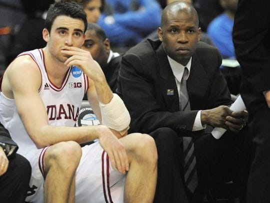 Cheaney was the director of basketball operations and