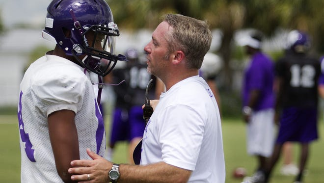 Former Cypress Lake High School head football coach Dale More is taking over the successful Immokalee program this season.