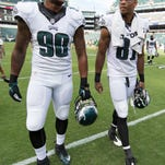 Eagles' Smith searching for NFL playing time