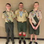 Livonia's Troop 782 has two achieve Eagle Scout rank