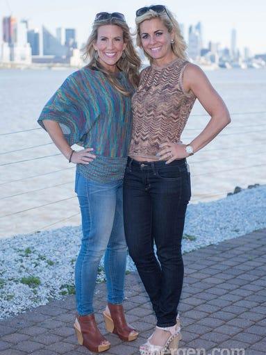 Marisa Kochnover and Abbey Braverman (Photo by Jeremy Smith)