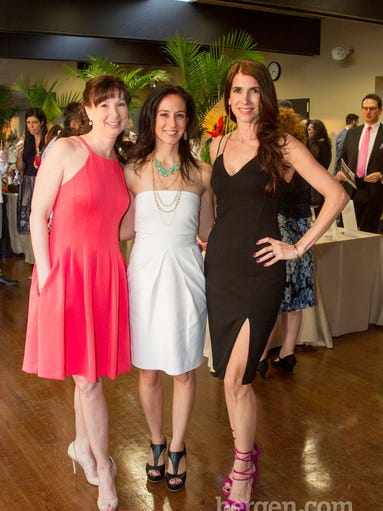 Chrissie Signore, Chris Lebovits, Dana Stern (Photo by Richard Formicola)