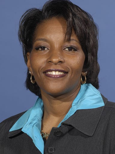 Daedra Charles-Furlow, Lady Vol assistant coach May