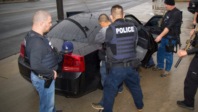 Massive staffing increases for Immigration and Customs Enforcement and Customs and Border Protection would require approval from Congress, could take years and could require changes in hiring standards.