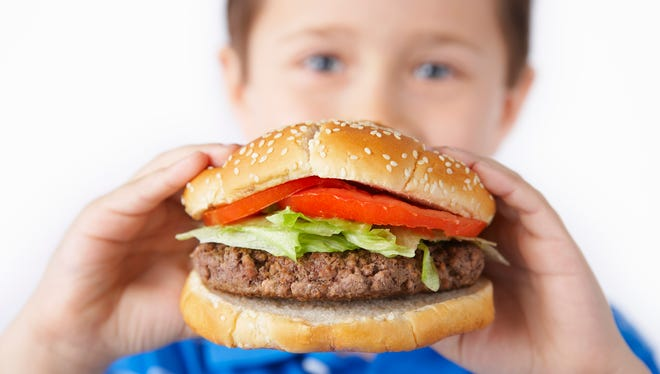 Robin Miller shares how to find and make healthier hamburgers for your family.