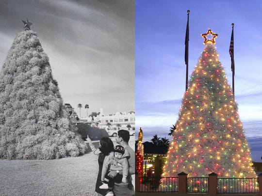 Chandler families have flocked to see the lighting of the annual Tumbleweed Tree for years.