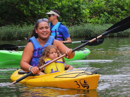 The Stones River Watershed Association's annual Boat Day gives residents a chance to enjoy the water.