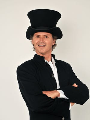 """Gary Haas of MadHatter Promotions wants you to """"party more, better, faster."""""""