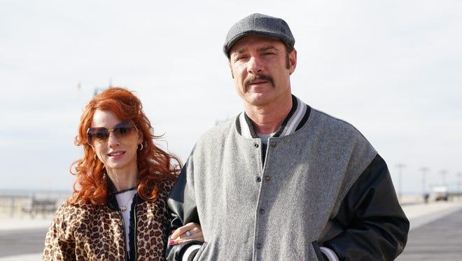 """Liev Schreiber and Naomi Watts star in """"Chuck."""""""