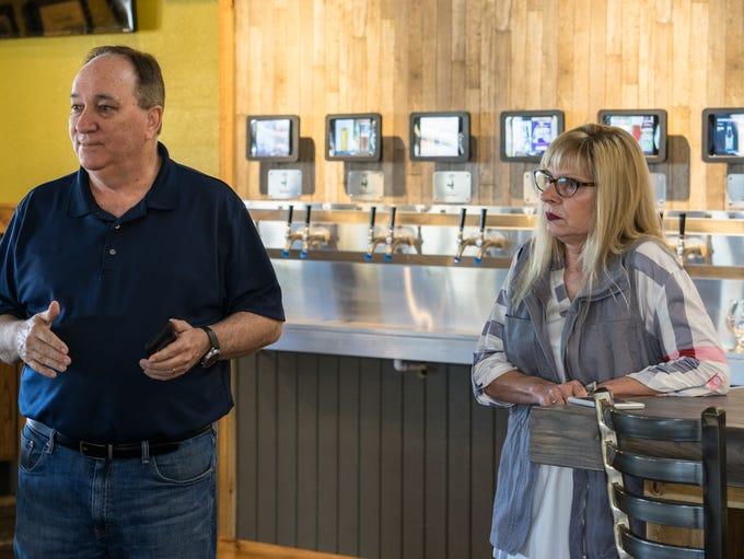 Glenn and Kathleen Austin talk about their revitalized