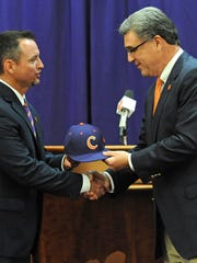 Clemson AD Dan Radakovich's personnel moves include hiring baseball coach Monte Lee.
