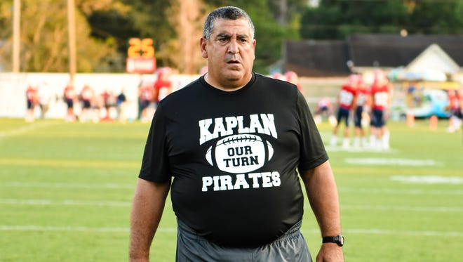 Kaplan coach Stephen Lotief and the other public school coaches in Vermilion Parish aren't as suspicious about students jumping attendance zones as coaches in other Acadiana area parishes.
