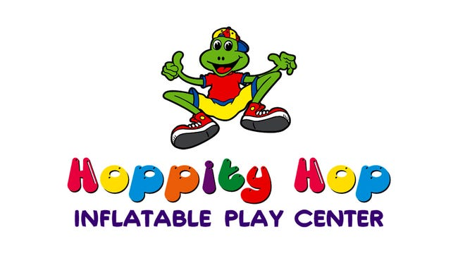 Hoppity Hop inflatable Play Center  is in Hendersonville.