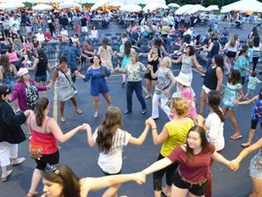 The Opa Fest returns June 22-24 at St. Nicholas Greek