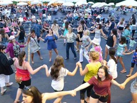 The Opa Fest returns June 22-24 at St. Nicholas Greek