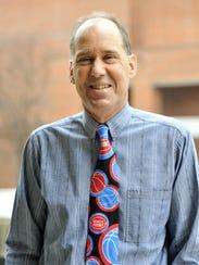 Mike Foley on Wednesday, January 16, 2013.