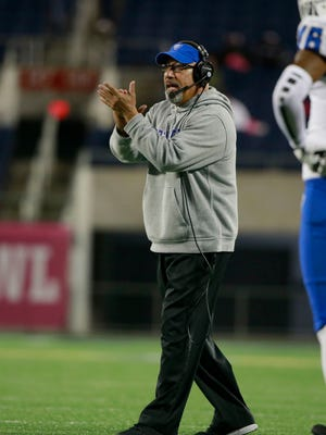 Trent Miles led Georgia State to its first ever bowl appearance last season.